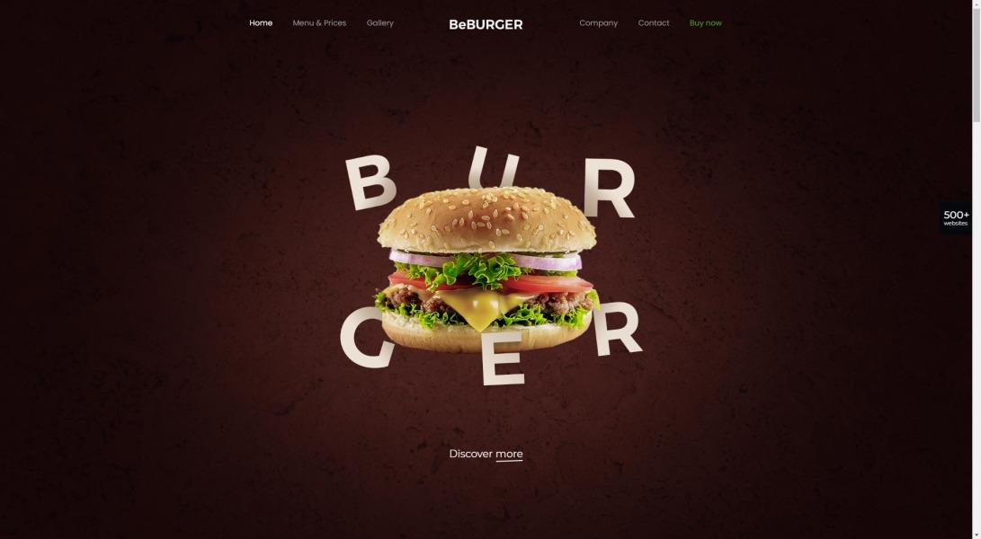 BeBurger 2 – BeTheme
