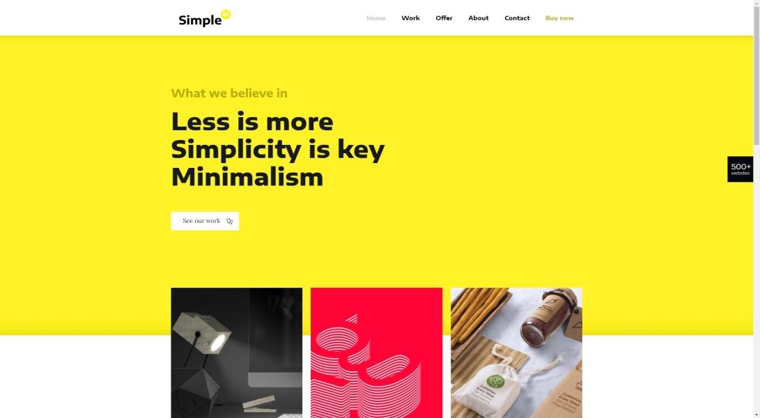 BeSimple 2 – BeTheme