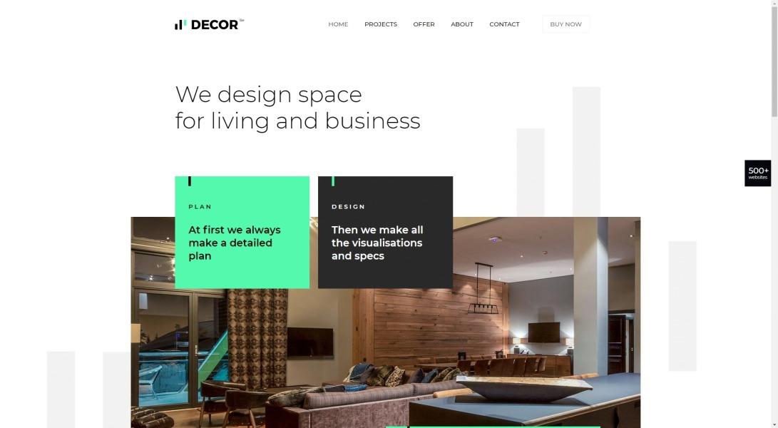 BeDecor2 – BeTheme