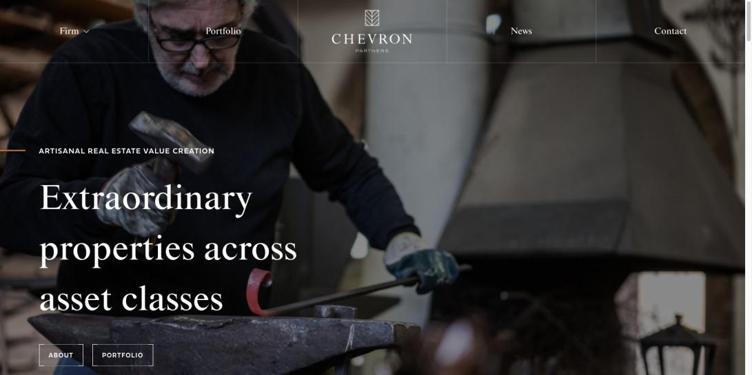 Chevron Partners   Real Estate Development & Property Management Firm