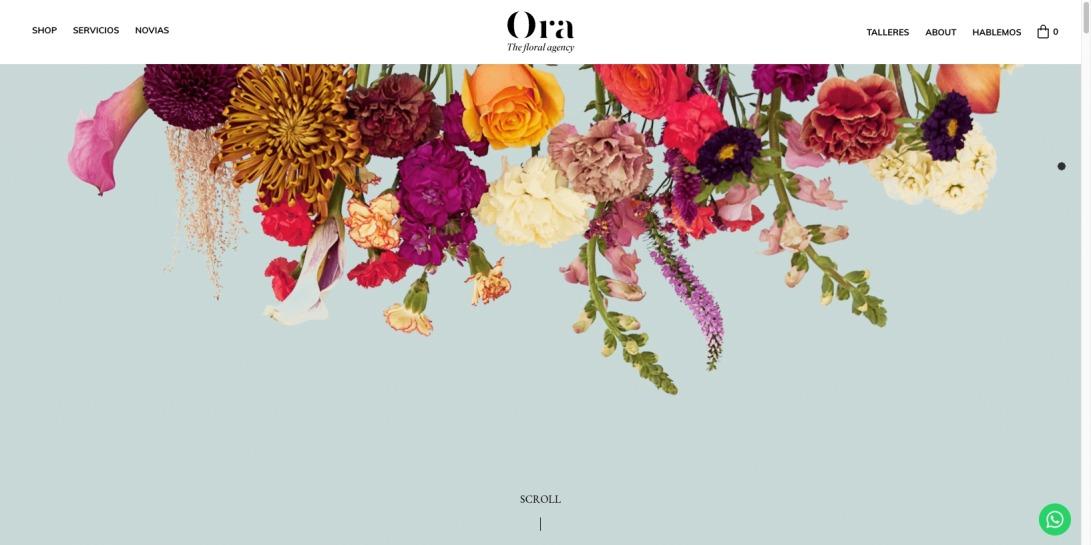 Ora The Floral Agency – Ora Floral Agency