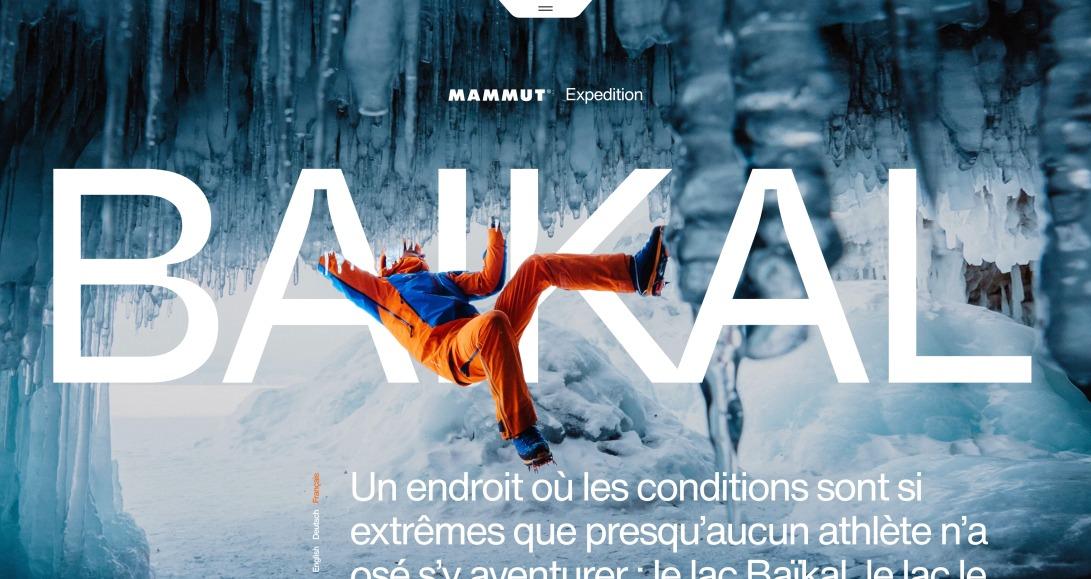Experience | Mammut