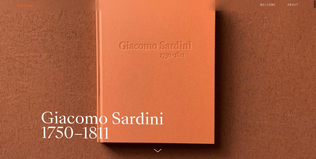 Giacomo Sardini | 1750–1811 - FSB
