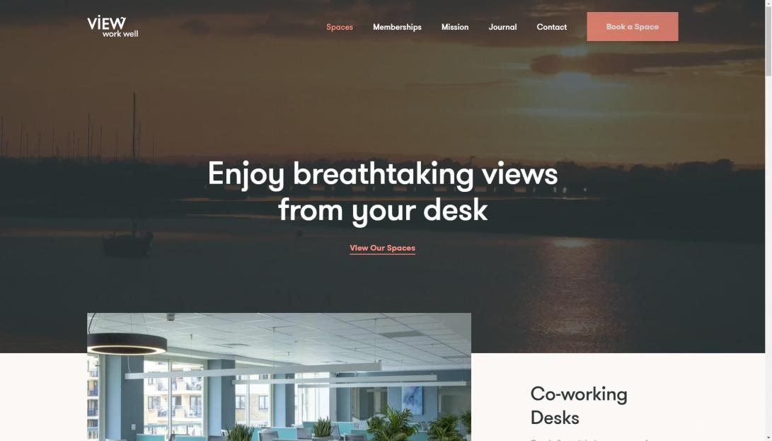 TheView | Co-Working Malahide Marina