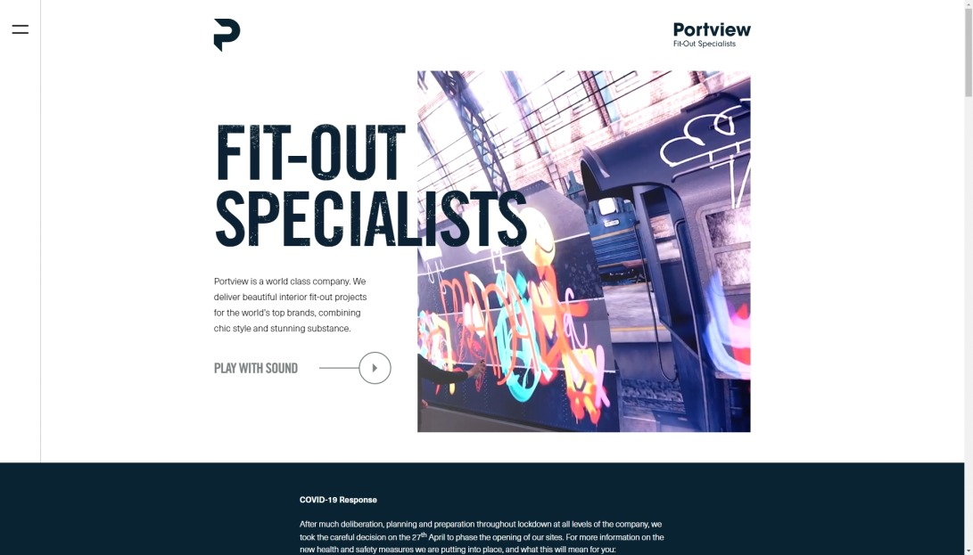 Interior fit-out specialist | Portview