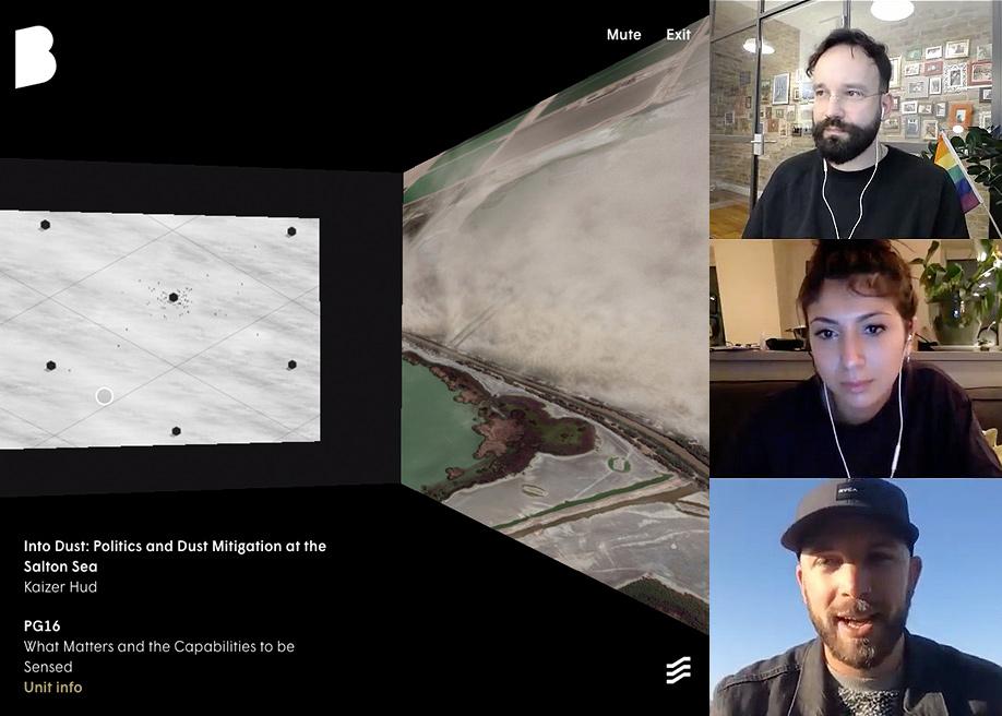 Live Design Jury Website Reviews: Peter Smart, Nahel Moussi & Jonas Lempa