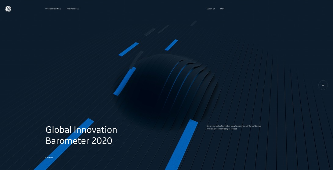 The GE Innovation Barometer 2020   GE Reports