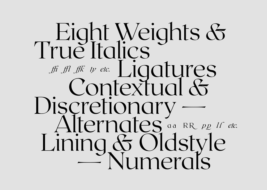 Roxborough CF - Serif font family
