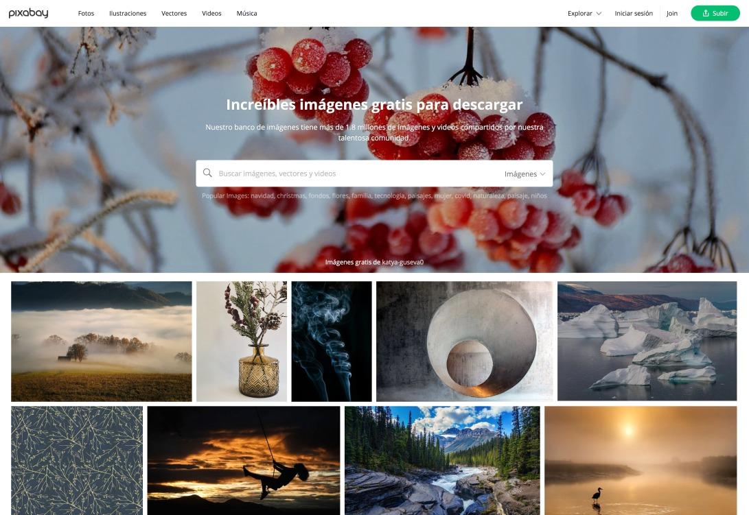 Más de 1.8 millones de imágenes gratis para descargar - Pixabay