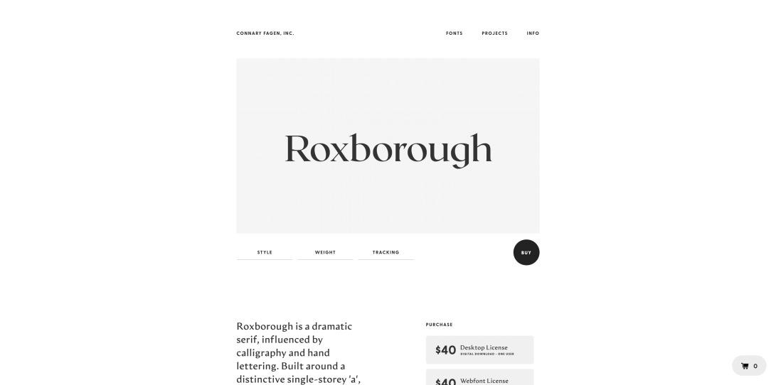 Connary Fagen:Roxborough