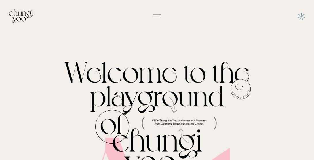 ChungiYoo - Home