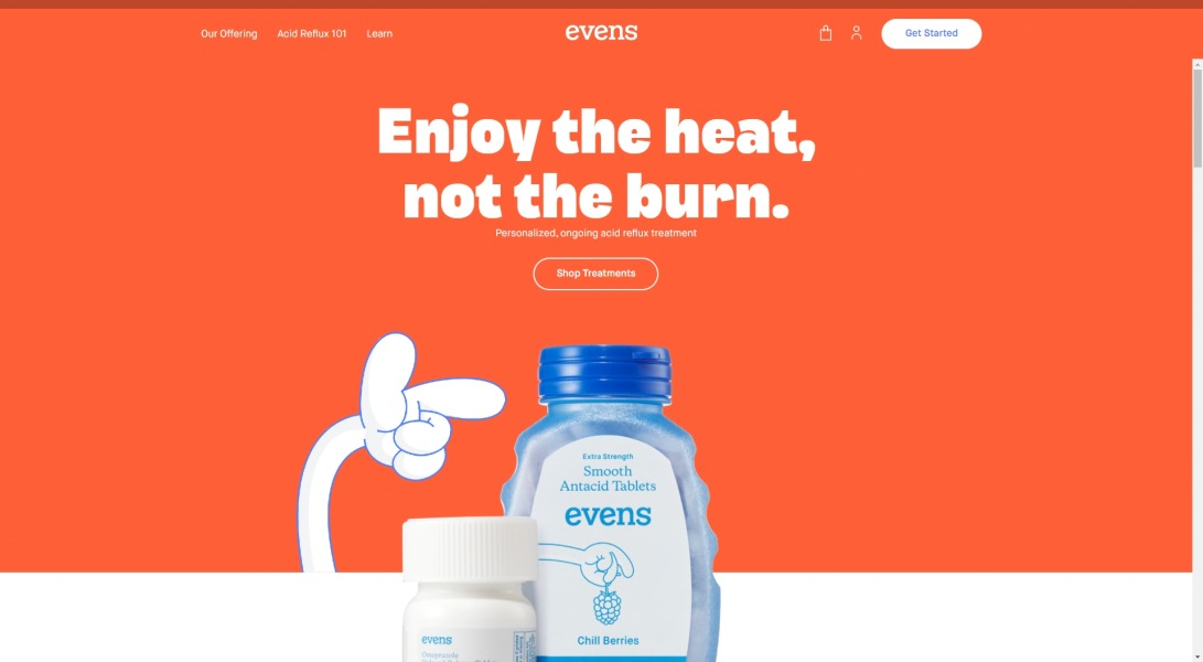 Best Treatment for Acid Reflux Relief | Evens.com
