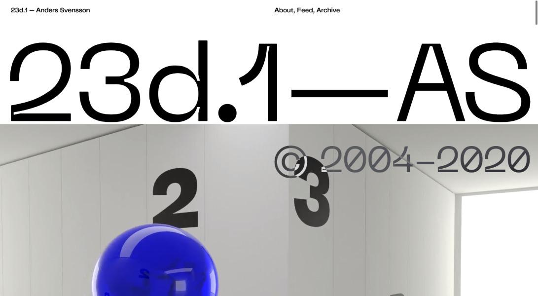 23d.1 — Anders Svensson