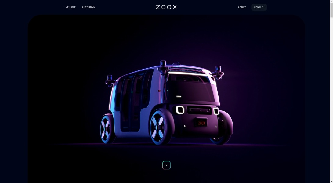 The future is for riders - Zoox