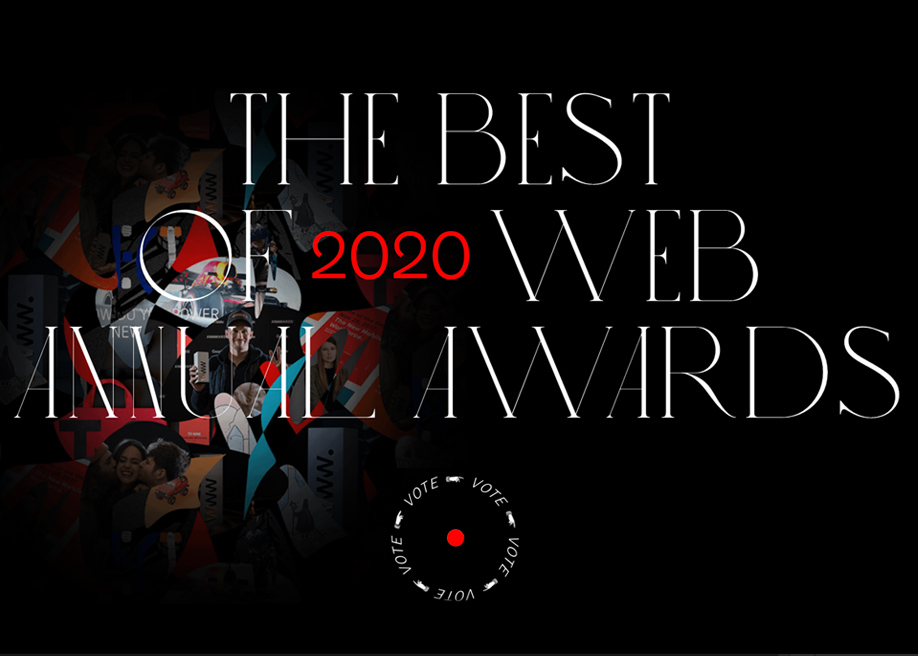 Discover the best websites of 2020 and win 2 Tickets for the SF Conference!