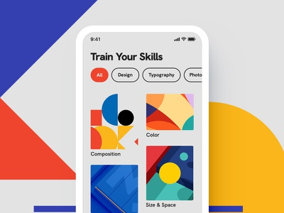 Design & Animation / iOS app by Mike   Creative Mints on Dribbble