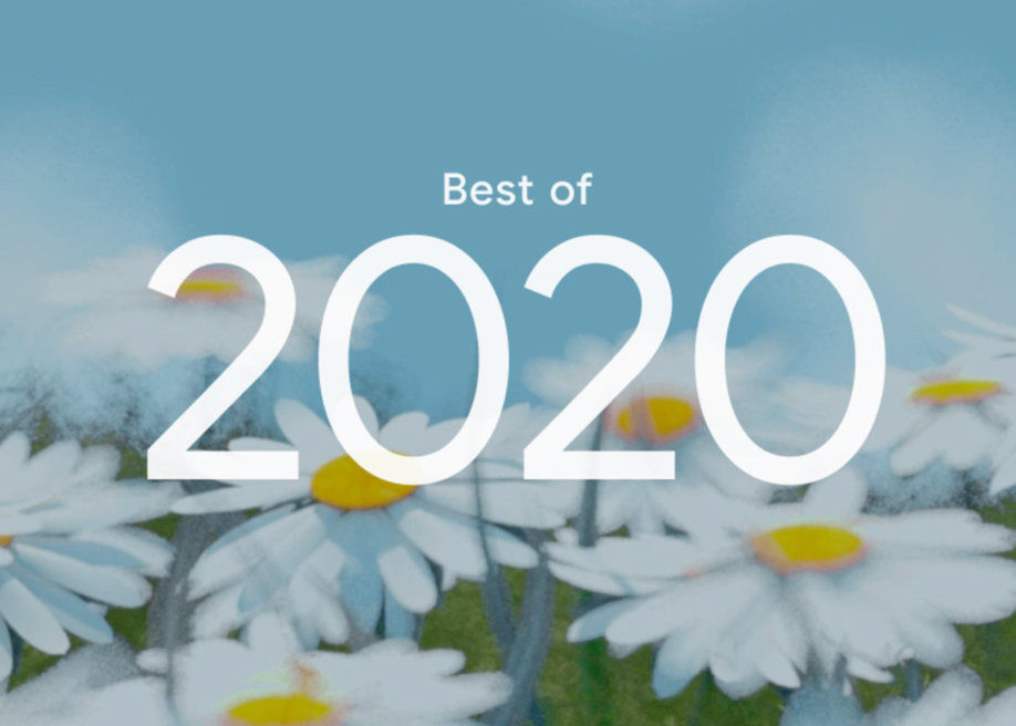 Google Design's Best of 2020