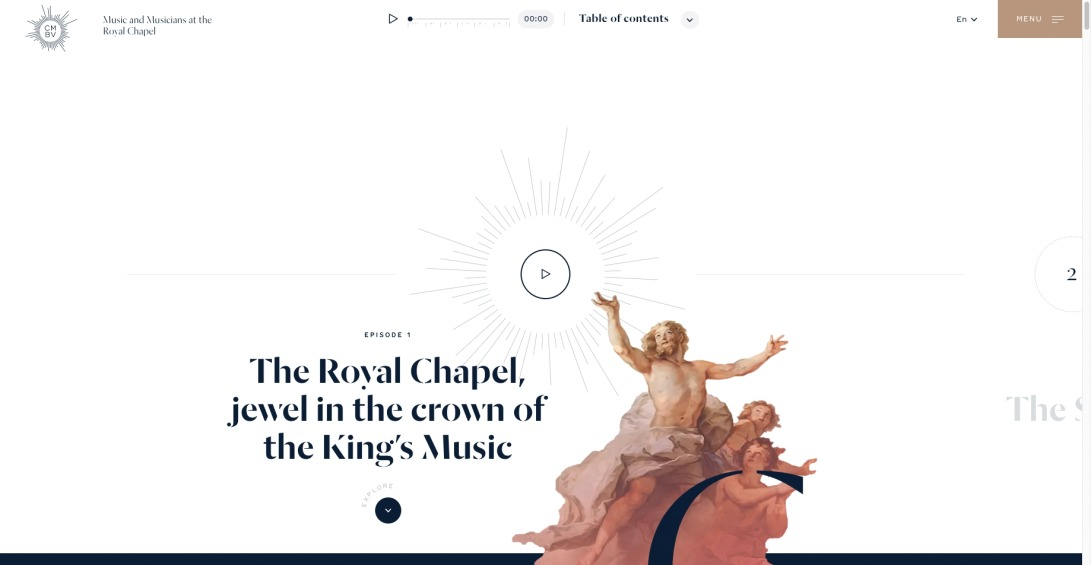 The Royal Chapel, jewel in the crown of the King's Music – Expodcast CMBV