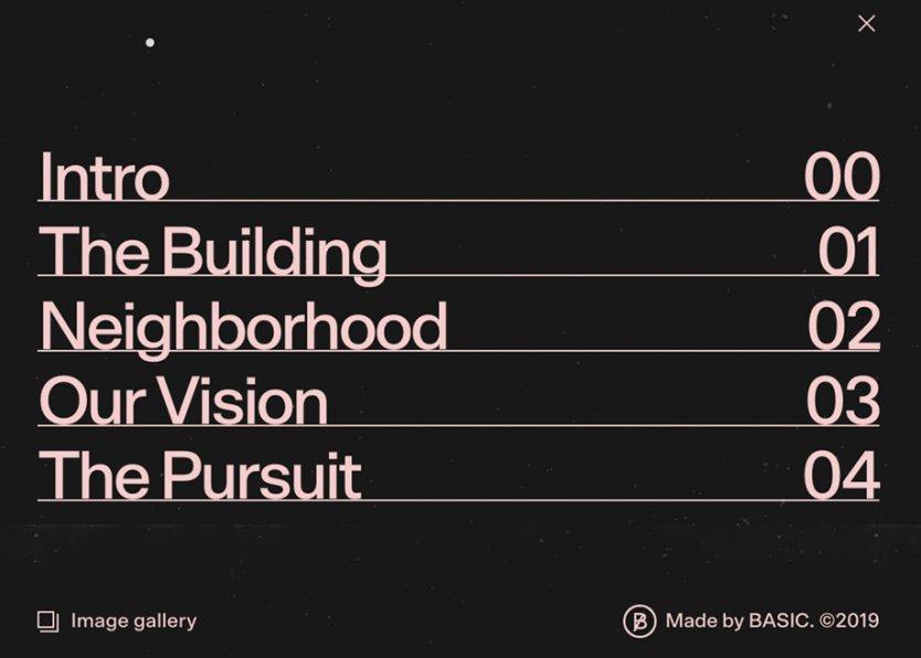 +300 Creative Website Menu Design Examples
