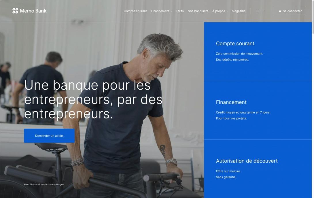 Banque indépendante pour entreprises et PME   MemoBank (ex Margo)