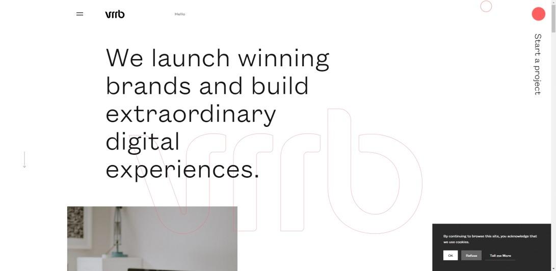 Vrrb | Los Angeles Website Design & Development Agency