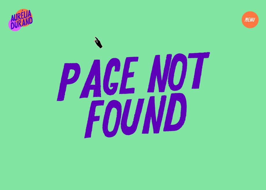 Aurelia Studio - 404 error page