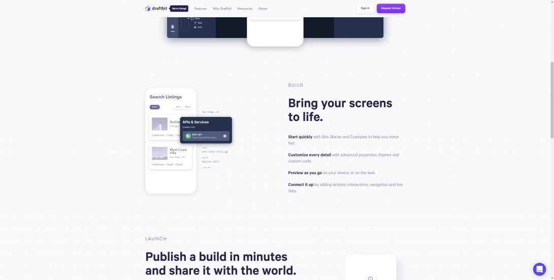 Draftbit - Visually build native mobile apps