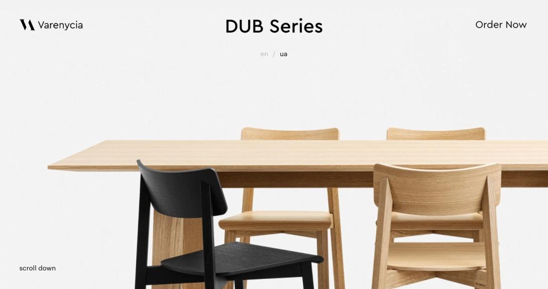 DUB Series by Varenycia