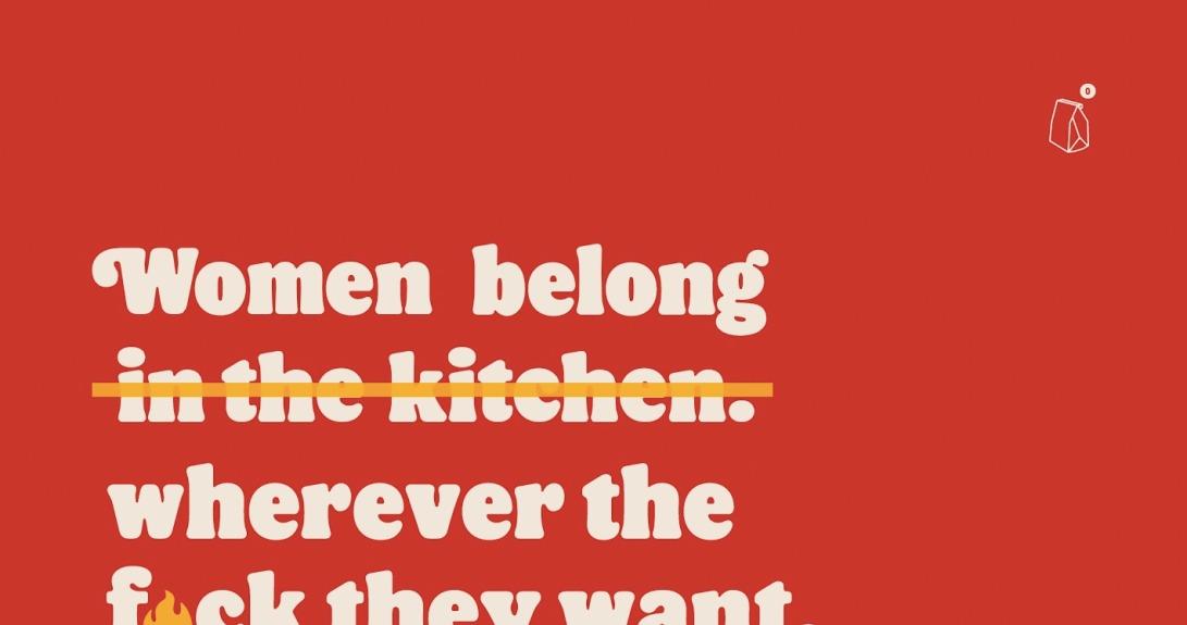 Women Belong Everywhere