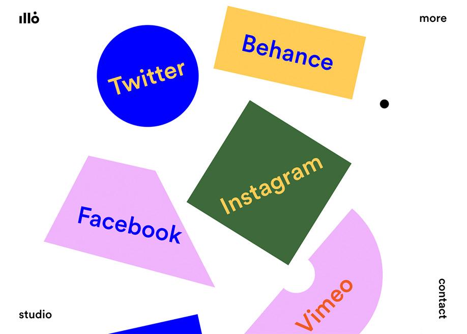 illo.tv - Geometric shapes social share