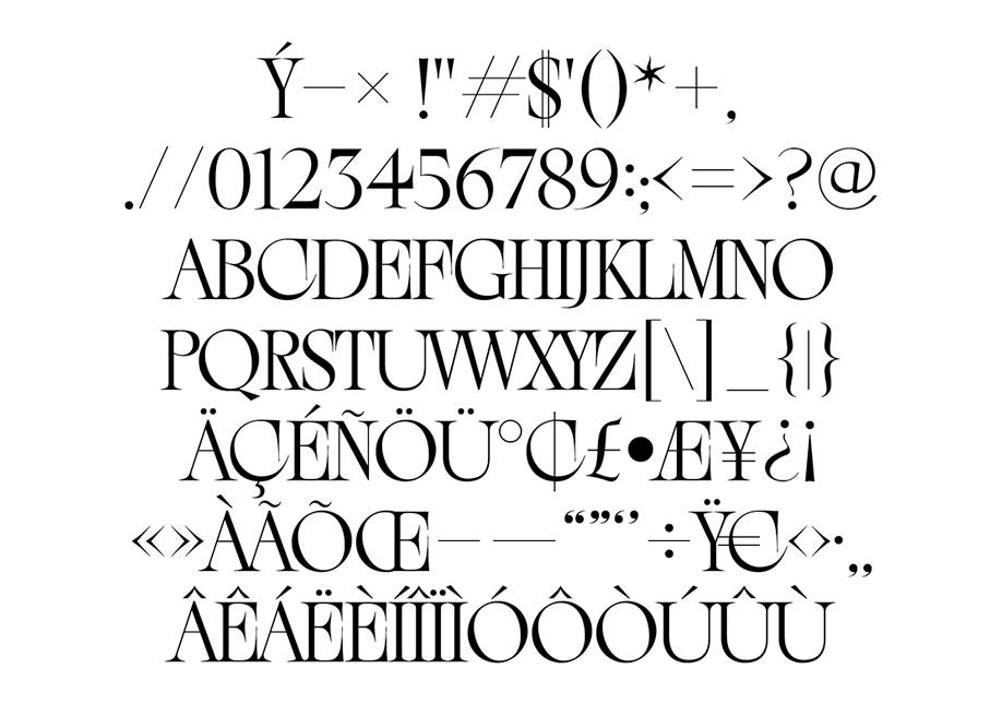 Eliott Grunewald - New Eddy font