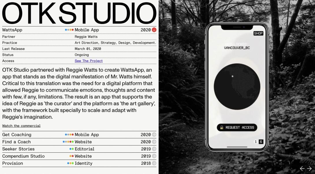 OTK Studio, Design & Technology Studio by Oliver Thomas Klein
