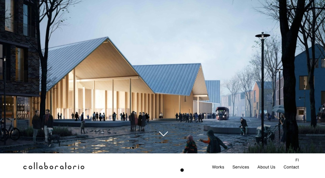 Collaboratorio is an international architecture studio based in Helsinki, founded in 2016 - Collaboratorio