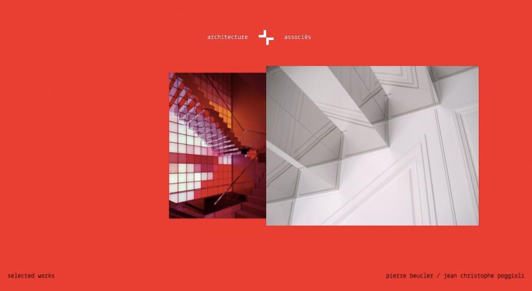 architecture + associés - home