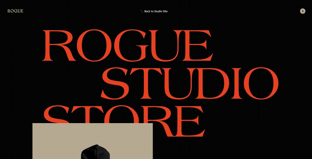 Rogue Studio Store – Rogue Store