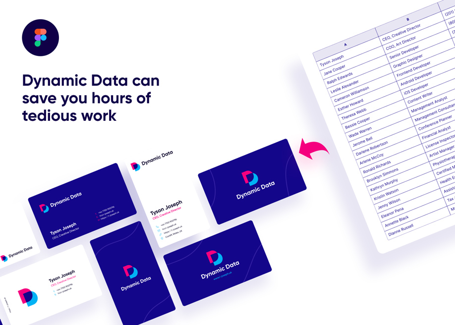 Dynamic Data - Easy and faster connect data files
