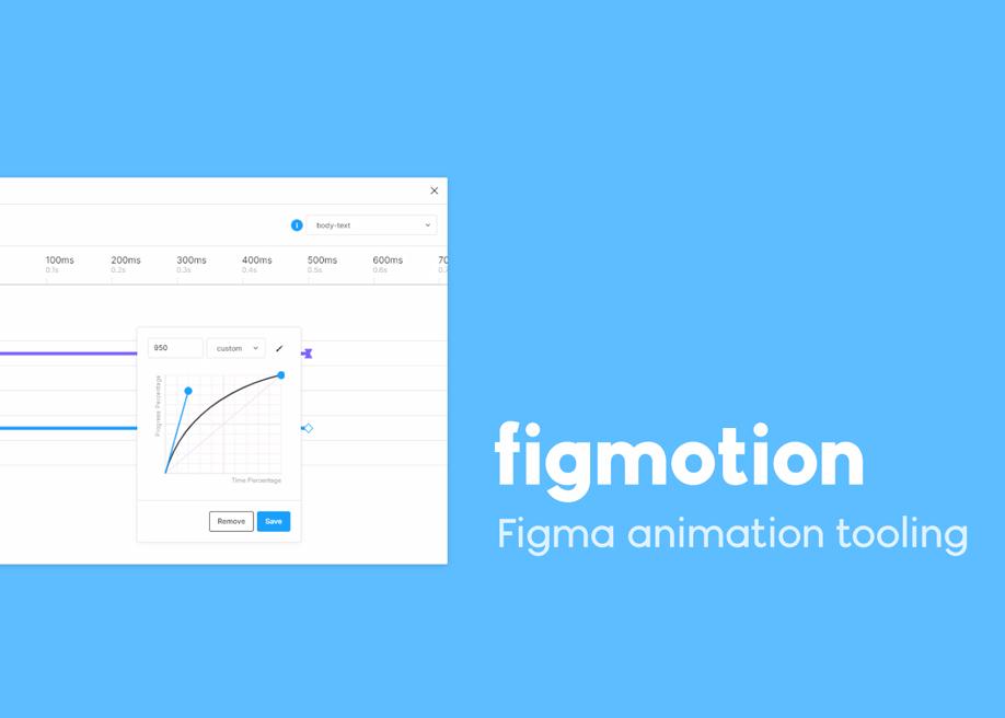 Figmotion - Animation tool for Figma