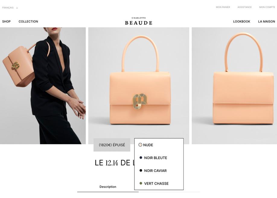Charlotte Beaude - Fashion accessories store