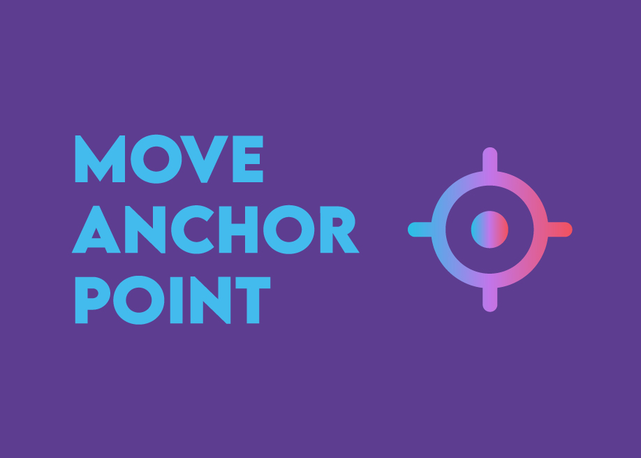 MoveAnchor Point - After Effects Plugin