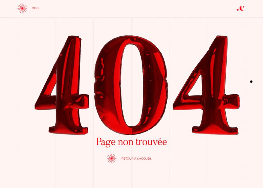 Craie Craie - 404 error page