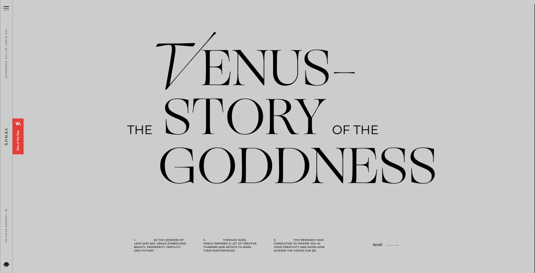 Venus - the story of the magnificent goddess