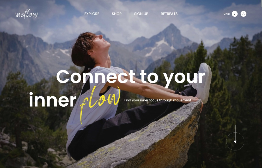 Weflow   Online Movement Classes Mindfulness Yoga Qi-Gong Tai-Chi Online