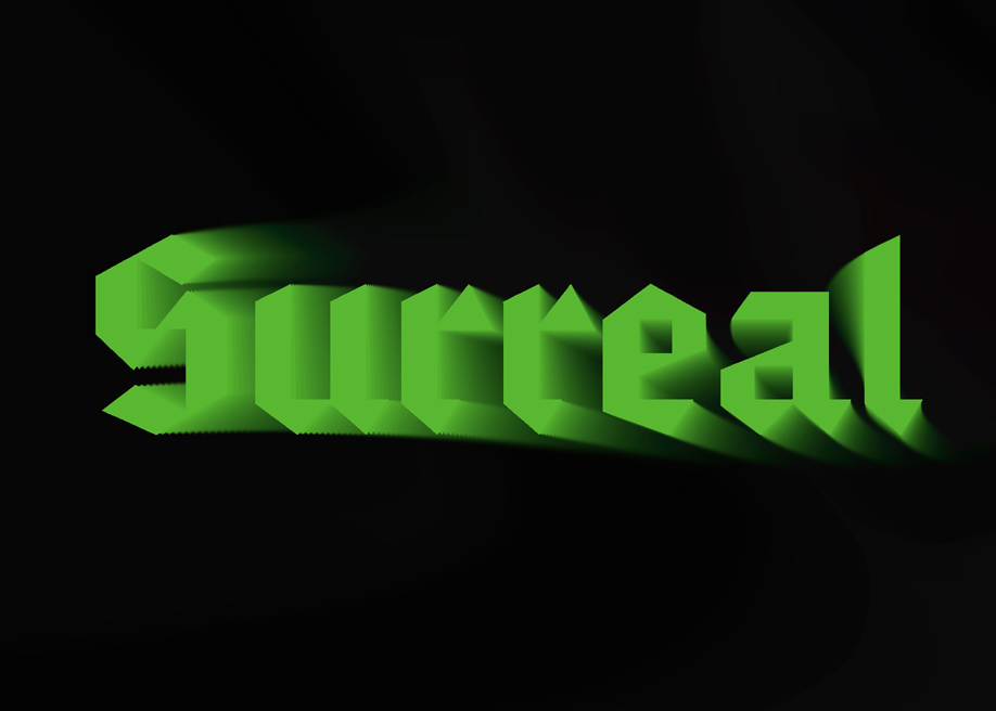 Creating a Typography Motion Trail Effect with Three.js