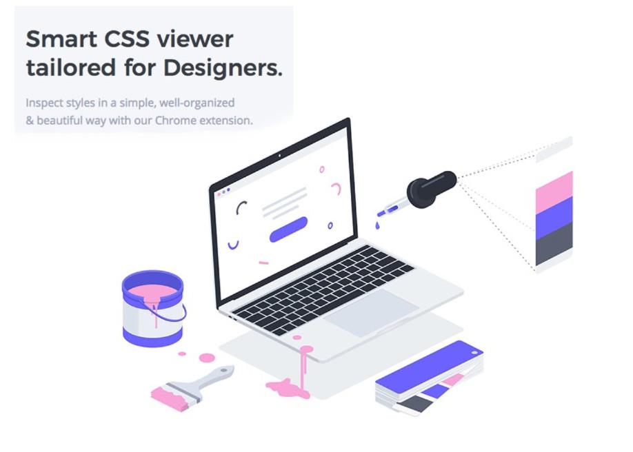 CSS Peeper