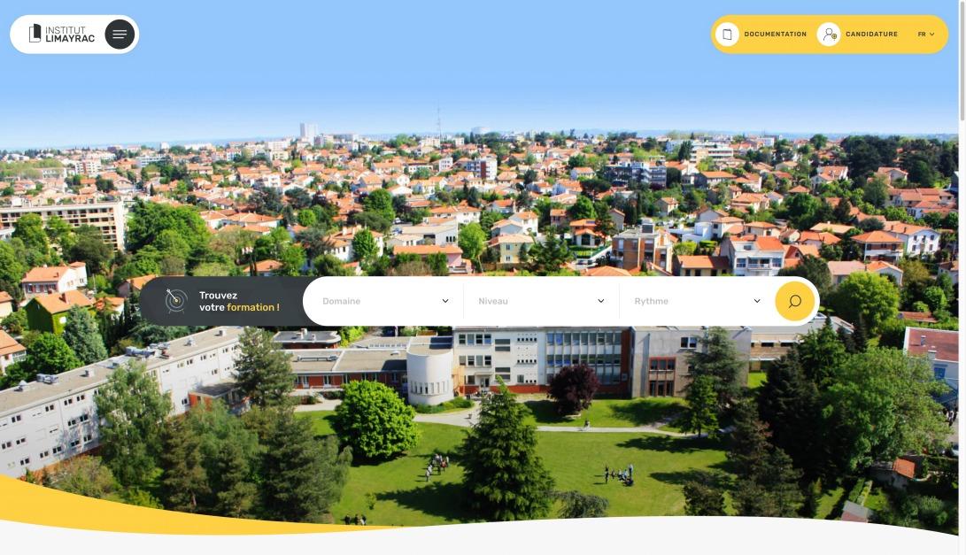 Institut Limayrac - Établissement d'enseignement Supérieur