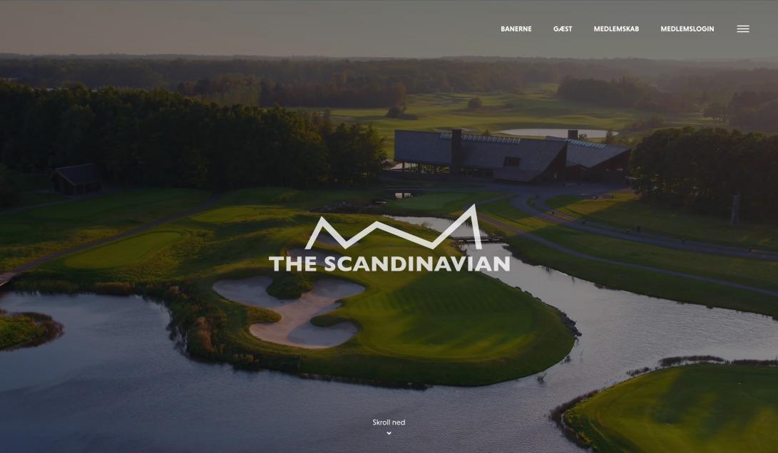 The Scandinavian - The Scandinavian ligger blot 25 minutters kørsel fra København og er som det eneste golfanlæg placeret med begge baner i Top 50 i det kontinentale Europa.