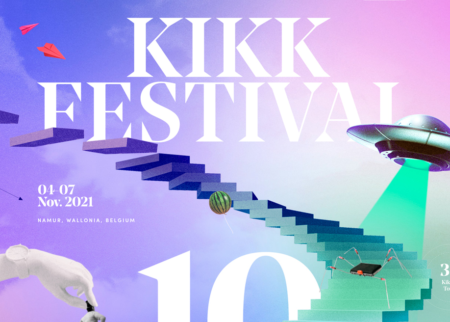 """30% off tickets to KIKK Festival 2021 with the code """"Awwwards"""""""
