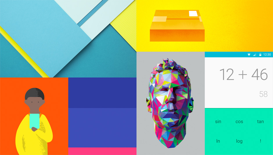 Material Design Color Guidelines:Color should be unexpected and vibrant.