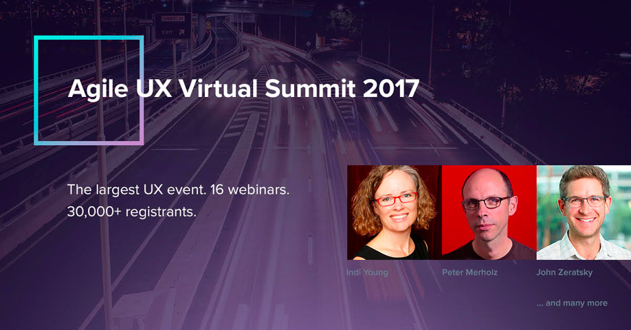 agile ux summit