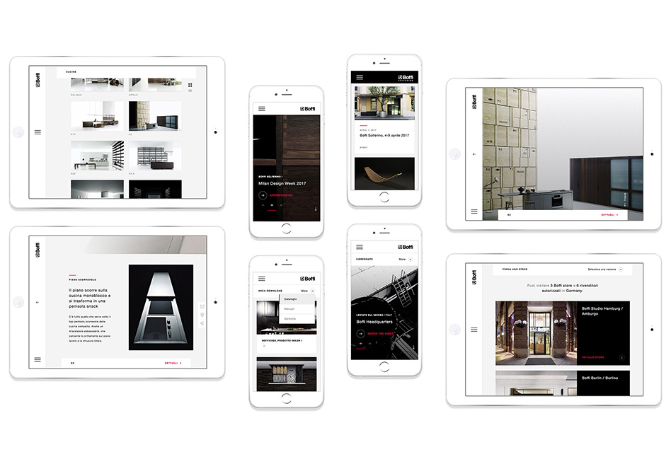 Case Study: Thinking About Presents the Brand New Boffi.com